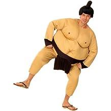 Disfraz de sumo para hombre Talla única