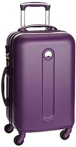 Delsey Bagage Cabine Helium Classic, 48 L, Pourpre (Violet)