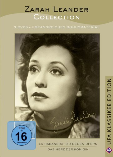 Zarah Leander Collection [3 DVDs]