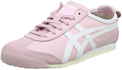 ASICS Mexico 66, Sneaker Donna, Rosa (Parfait Pink/White 2001), 42 EU