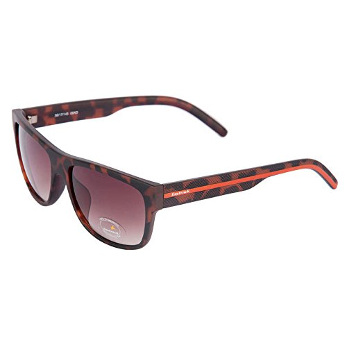 Fastrack Guys 100% UV Protection Brown Sunglasses - P300BR2 # image