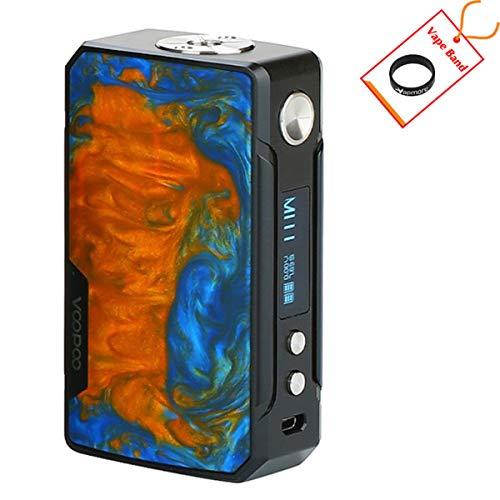 VOOPOO DRAG 2 Box Mod 177W Mod mit dem GENE Chip & innovativem FIT Mode E-Zigarette Vape Drag Mod Flamme Chip