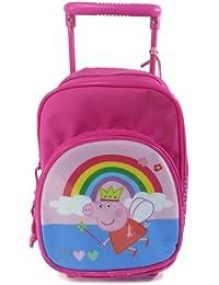 accademia 140853 mochila trolley de asilo de peppa pig