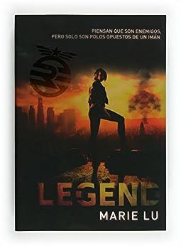 Legend (eBook-ePub) de [Lu, Marie]