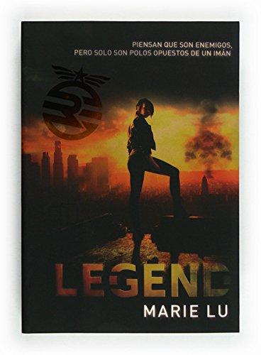 Legend (eBook-ePub) por Marie Lu