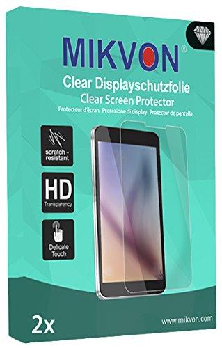 2x Mikvon Clear Película protección de pantalla para Huawei Watch 2 Classic Protector de Pantalla - Embalaje y accesorios
