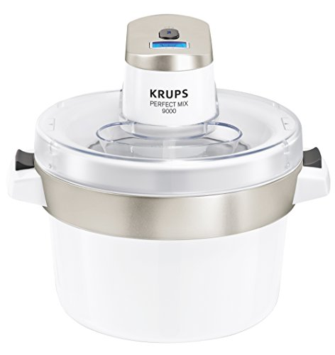Krups G VS2 41 Perfect Mix 9000 Eismaschine Venise