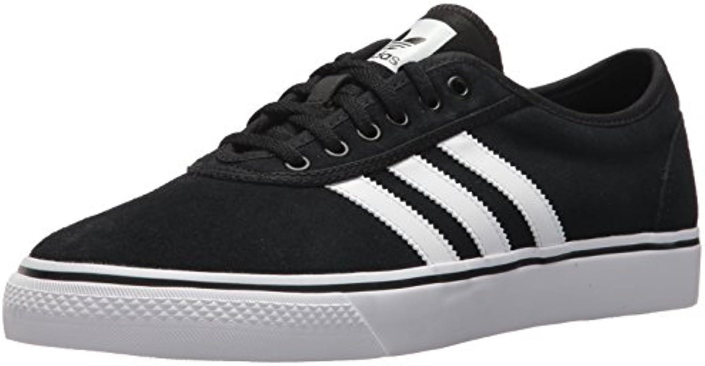 adidas Men's Adi-Ease Cblack/Ftwwht/Cblack 13 Skate Shoe 13 Cblack/Ftwwht/Cblack Men US e725f9