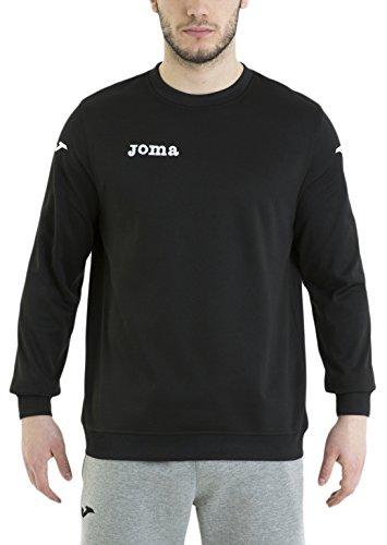 Joma Cairo - Sudadera Unisex, Color Negro