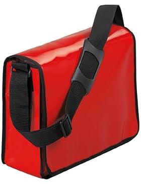 LorryBag® ECO, Rot, mit Laptop Inlay