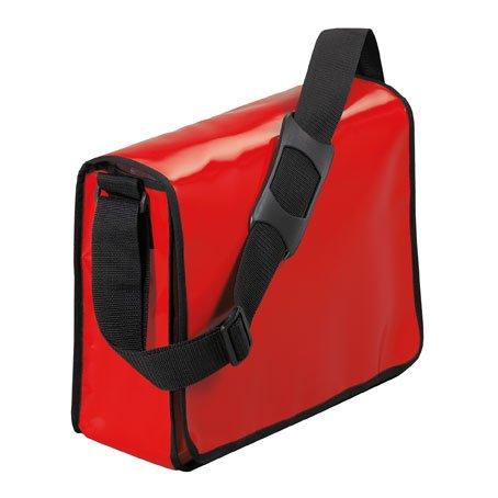 Halfar LorryBag® ECO - Borsa a tracolla red