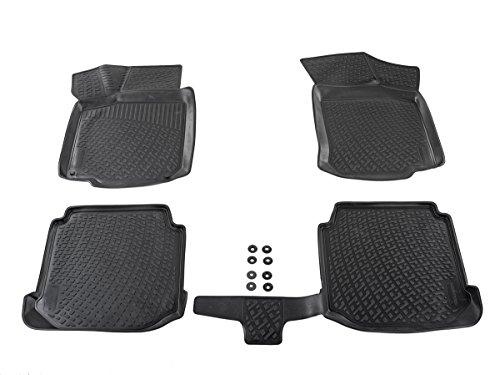 Preisvergleich Produktbild Dino 3D Fußmatten Ford Focus 3 (DYB) (10-)