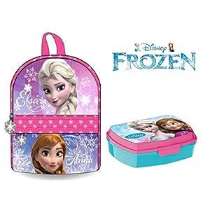 Mochila Frozen – Fiambrera Frozen