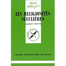 Les religiosités séculières