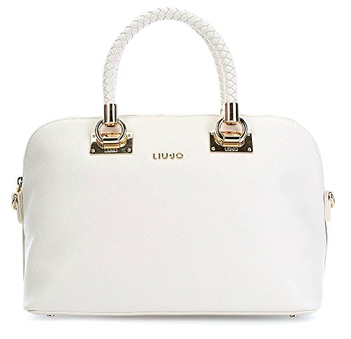 LIU JO Anna Shopping M White