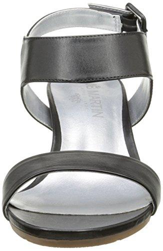 Jb Martin Damen Nuance E16 Sandalen Schwarz - Noir (Veau Garnet Noir)