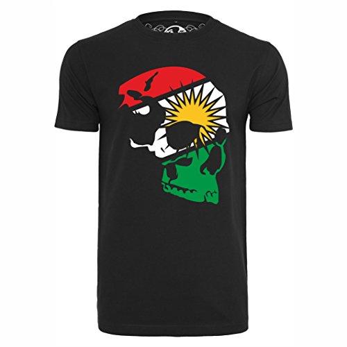 Kurdistan T-Shirt Skull | Real Empire Clothing (M)