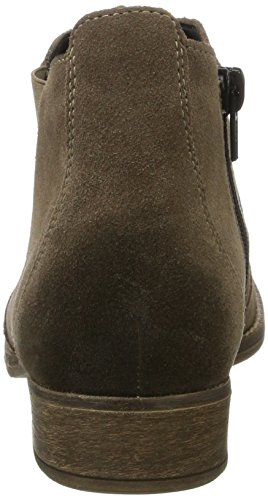 Remonte Damen R9370 Chelsea Boots Beige (trueffel / 25)