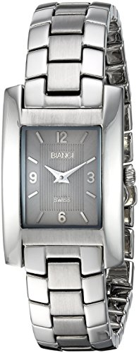 ROBERTO BIANCI WATCHES Women's 'Pacevita' Swiss Quartz Stainless Steel Casual Watch, Color:Silver-Toned (Model: RB36381)