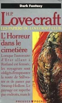 L'HORREUR DANS LE CIMETIERE par H. P. Lovecraft