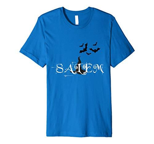 Salem Hexe und Fledermäuse Halloween 2017T-Shirt