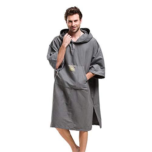 - Bademantel Mit Übergroßer Kapuze Kostüme