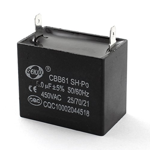 AC450 V 5 uf 2 22 Pins Film di Polipropilene