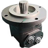 'Idraulica motore motore idraulico (flangia), connettori (3/4flangia (Pantaloncini) cpmts Charm Schluck spostamento di volume (selezionabile)