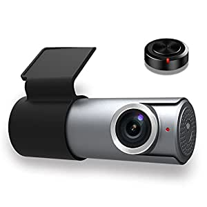 Goluk t1 telecamera per auto 1080p hd wi fi videocamera for Telecamera amazon