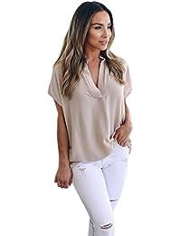 d805111f3583 SANFASHION Bekleidung SANFASHION Damen Shirt155