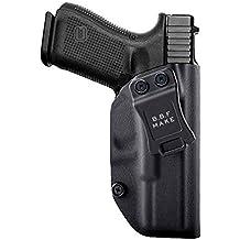 B.B.F Make IWB Tactical KYDEX Gun Holster Custom Fits: Glock 19 19X 23 25 32