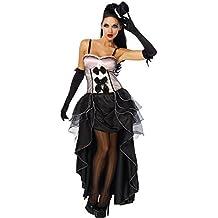 Juego de 5piezas Cabarett Disfraz de estilo burlesque para Carnaval