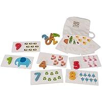 Plan Toys Number 1-10