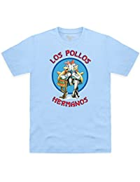 Official Breaking Bad - Los Pollos Hermanos T-shirt, Pour homme