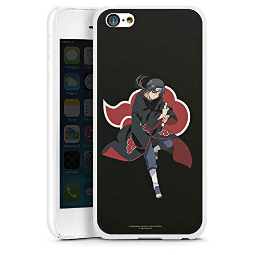 DeinDesign Hülle kompatibel mit Apple iPhone 5c Handyhülle Case Naruto Shippuden Itachi Akatsuki (Naruto Iphone Case 5c)