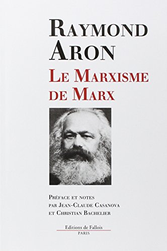 Le Marxisme de Marx
