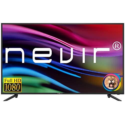 Nevir 7702 TV 50 LED TDT HD USB DVR HDMI Negra