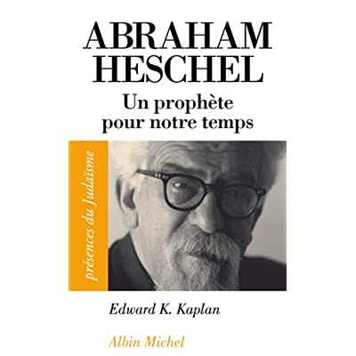 Abraham Joshua Heschel 1907-1972