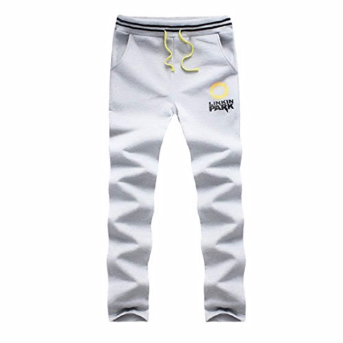 Men's Sweatpants Casual Fitness Trouser gray