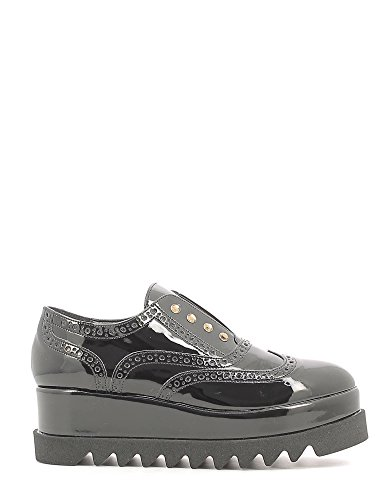 Grace shoes 8555 Francesina Donna Nero 37