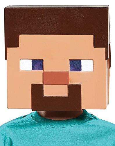 Generique - Steve Minecraft Maske für (Minecraft Steve Maske)