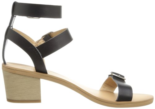 Lucky Brand Iness Synthétique Sandales Black-Natural