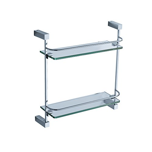 fresca-bath-fac0446-ottimo-2-tier-glass-shelf-chrome-by-fresca-bath
