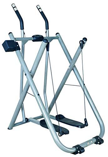 BODYCOACH Unisex- Erwachsene 28292 Nordic Walker Crosstrainer, Silber grau, 104c84,5x143