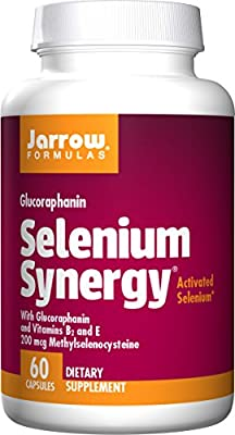Jarrow Formulas, Selenium Synergy - 200mcg x60caps by Jarrow Formulas