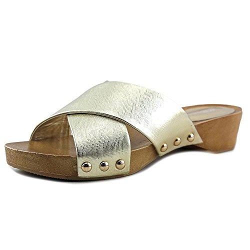 BCBGeneration Soho Leder Sandale Y-Gold