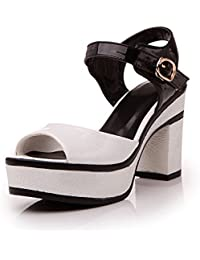 Amazon Vestir Zapatos Mujer Sandalias Para De esVarios 35 0m8nyvNPwO