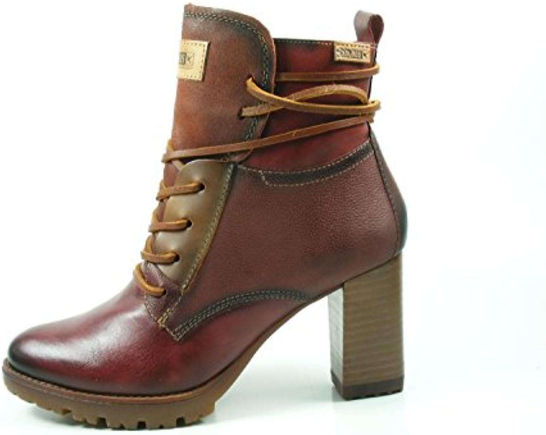 Pikolinos W7M-8909 Connelly Schuhe Damen Ankle Boots Stiefeletten