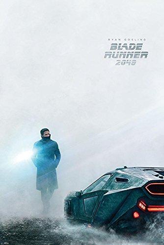 Close Up Blade Runner 2049 Ryan Gosling Teaser (61cm x 91,5cm) + Ü-Poster