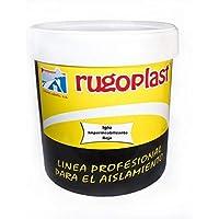 Pintura impermeabilizante economica ideal para eliminar las goteras de tu terraza, tejado, casa.